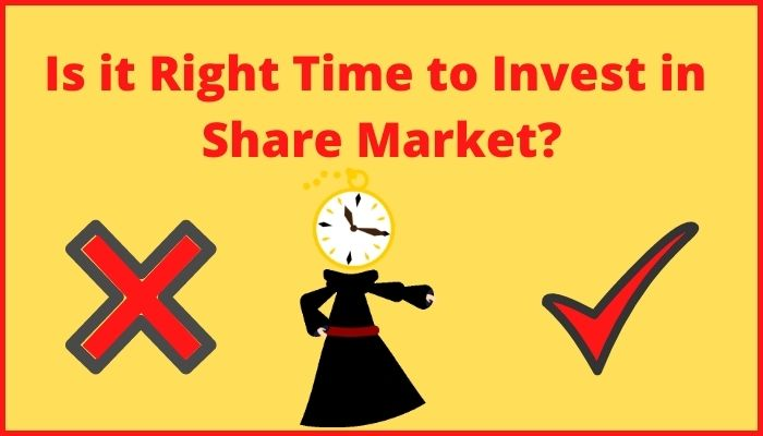 Is it Right Time to Invest in Share Market